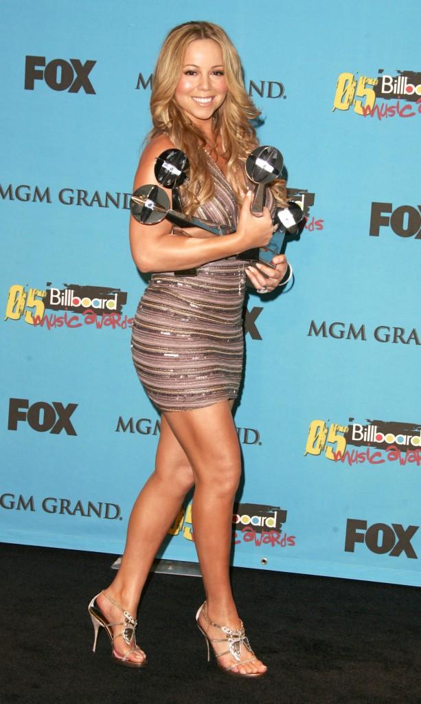 Mariah Carey en 2005