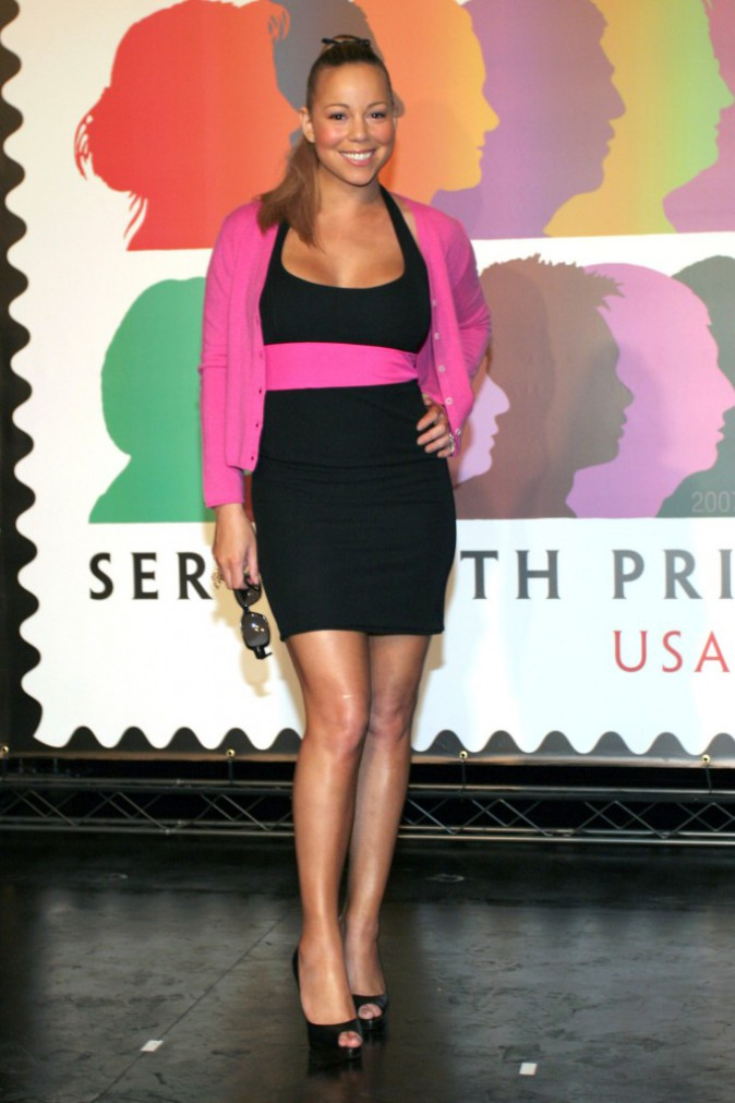 Mariah Carey en 2007