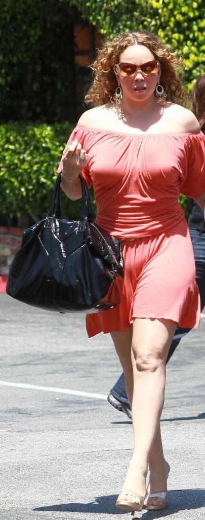 Mariah Carey en 2010