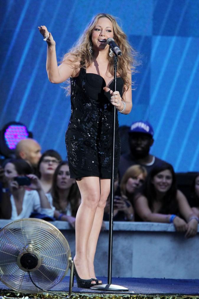 Mariah Carey en 2012