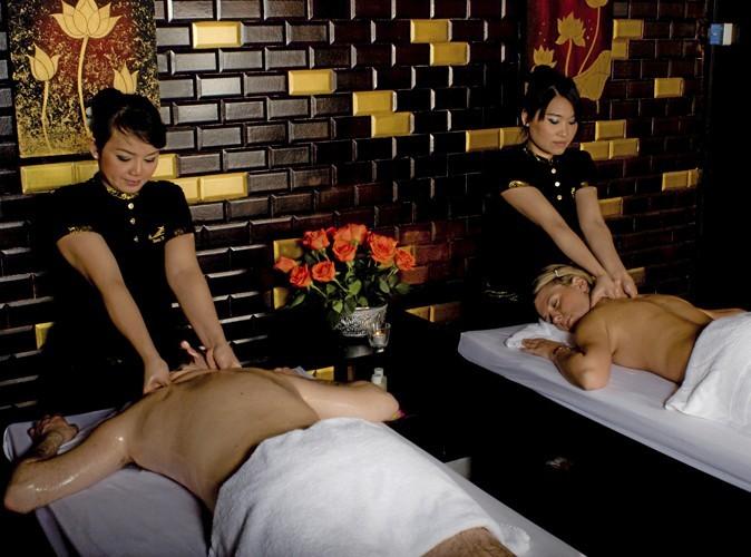 Massage Siam Serenity Duo, Ban Thaï Spa, 1 h 30, 260 € . Infos : 01 43 54 01 01.