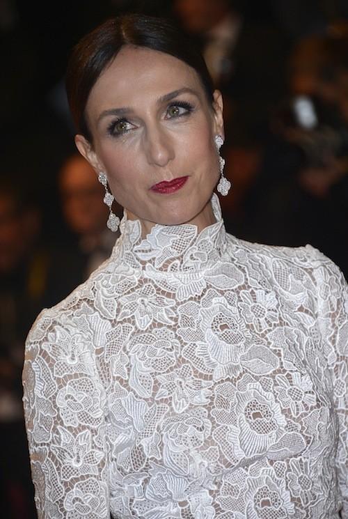 Elsa Zylberstein le 22 mai 2013