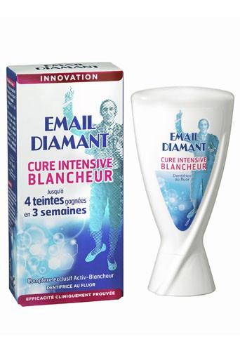 Cure Intensive Blancheur, Émail Diamant 6,45 €
