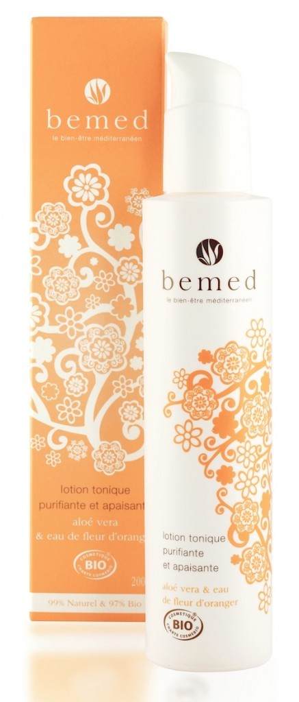 Lotion tonique purifiante et apaisante, Bemed. 24 e