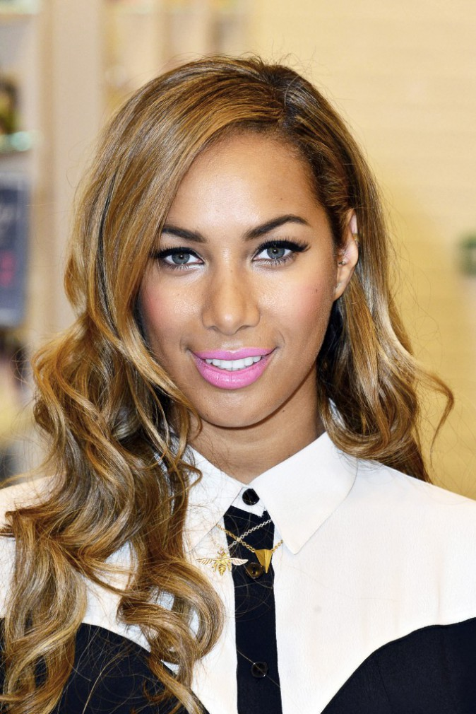 Leona Lewis : les longueurs travaillées