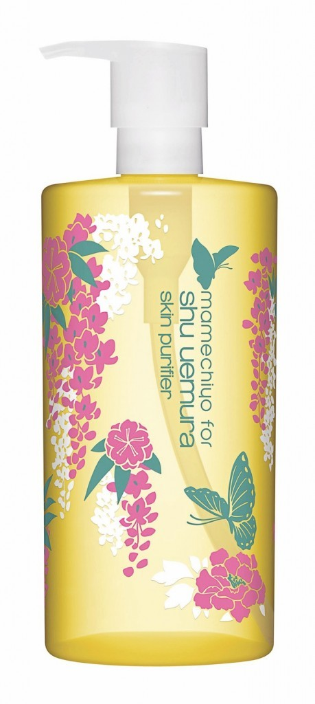 l'Huile démaquillante équilibrante, Mamechiyo pour Shu Uemura. 86€