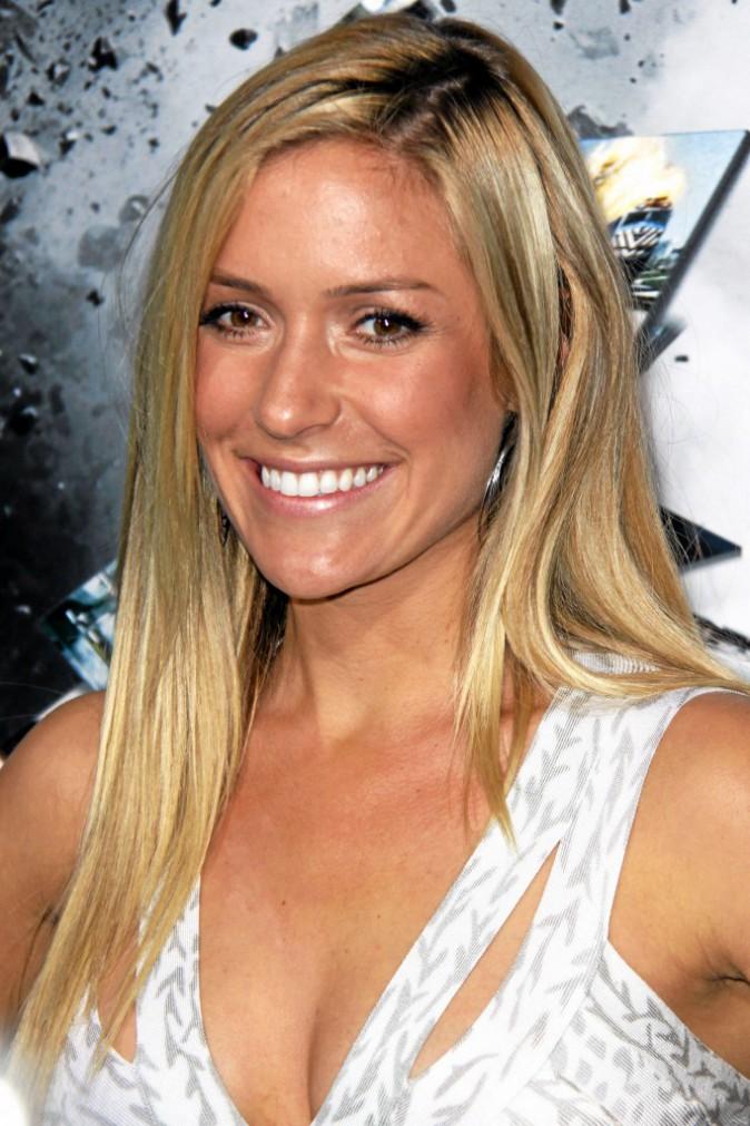 Kristin Cavallari : Une cure de calamar !