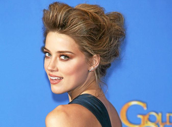 Un make-up terre de Sienne comme Amber Heard !