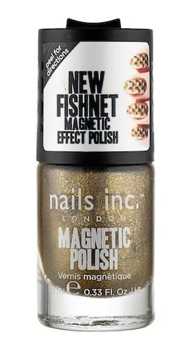 Vernis magnétique, Nails Inc. chez Sephora. 16 €.