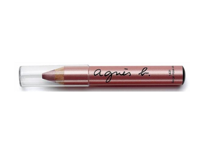 Le crayon à lèvres agnès b à moins de 10 euros !
