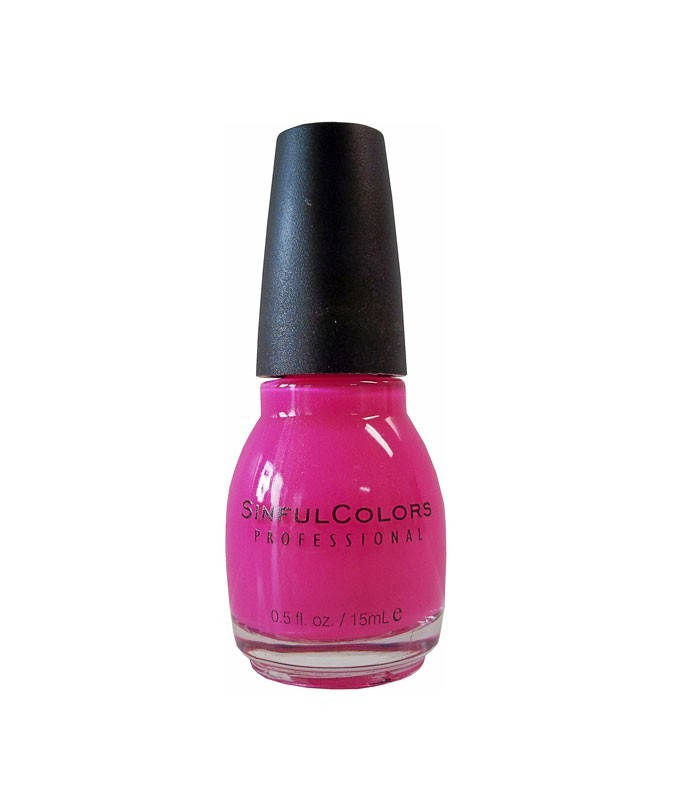 Le vernis à ongles Sinful Colors à moins de 10 euros !
