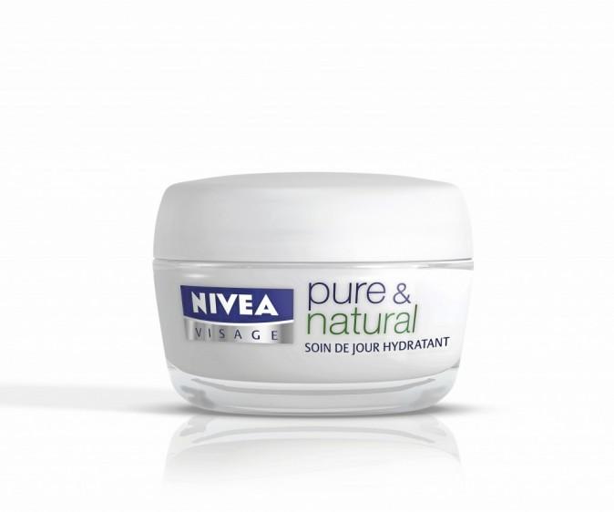 Soin hydratant Pure & Natural, Nivea 6,20 €