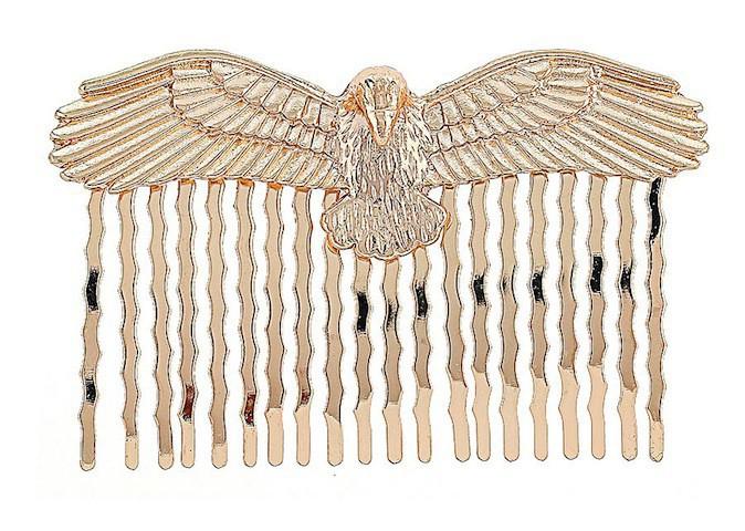 Un peigne à cheveux pour donner du style à votre chignon, 8€ chez Topshop