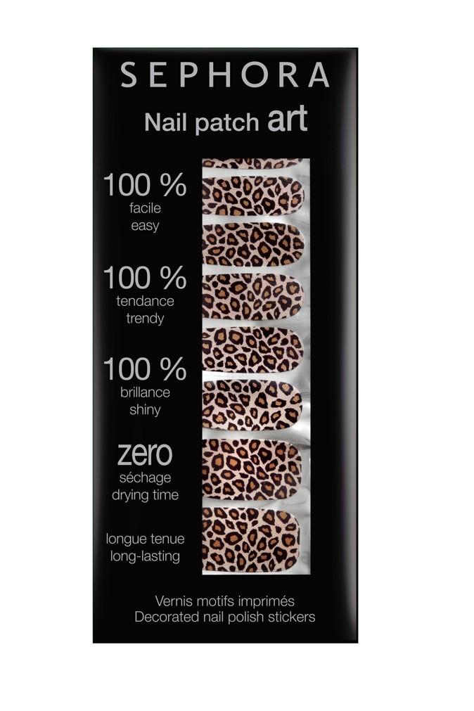 Patch Sephora pour les ongles !