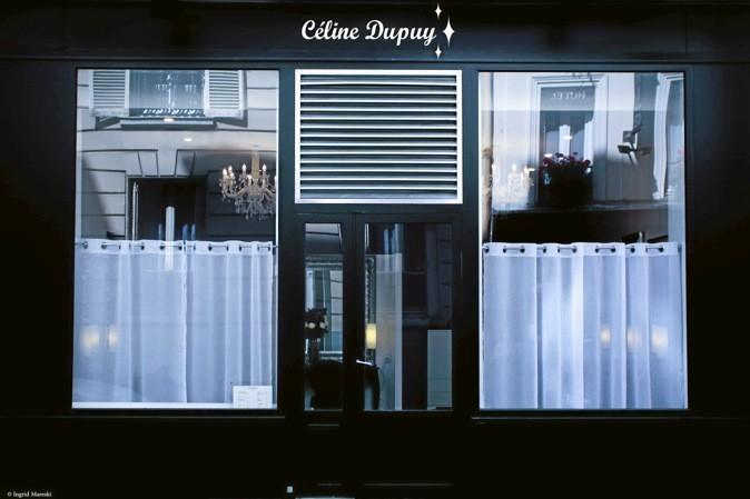 Salon Céline Dupuy : 01 45 74 71 44