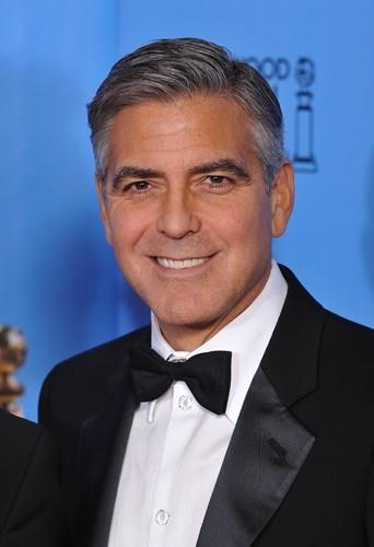 Georges Clooney !