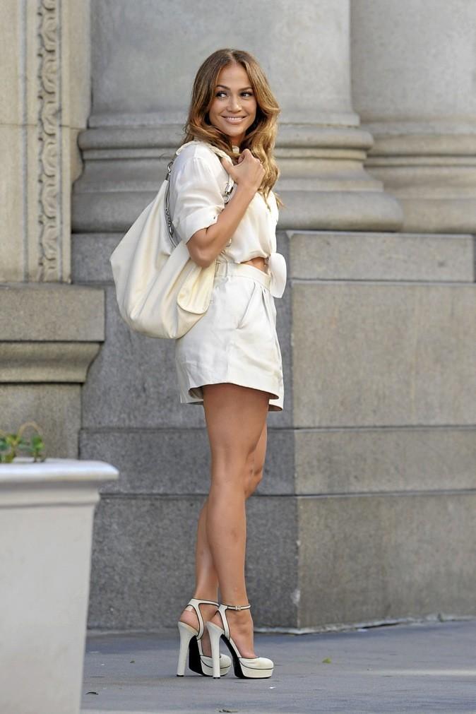 Jennifer Lopez : saine de l'intérieur comme de l'extérieur !