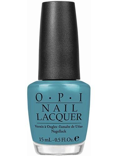 Vernis turquoise, Nicky Minaj pour OPI, 13,90€