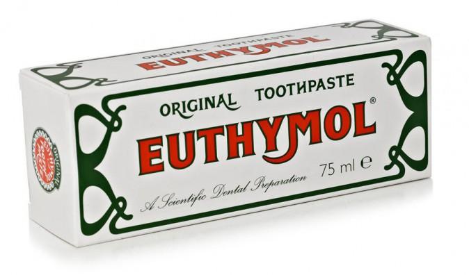 Le bon shopping pour de belles dents : Soins d'apothicaire : Dentifrice, Euthymol 12 €