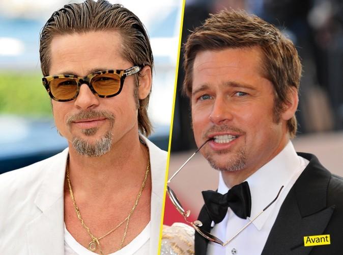 Brad Pitt, complètement lifté !