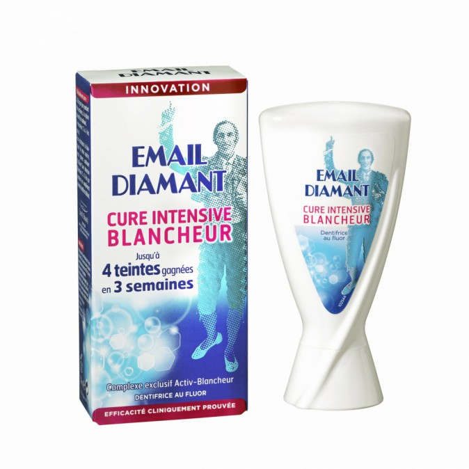 Cure intensive blancheur, Email Diamant 6,45 €