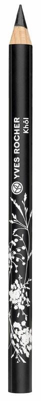 Khôl noir, Yves Rocher. 6,50 €.