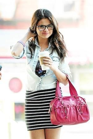 Vintage comme Selena Gomez
