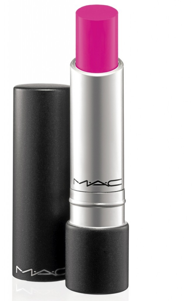 Rouge à lèvres rose Dear Diary, collection Beth Ditto pour M.A.C 19,50 €