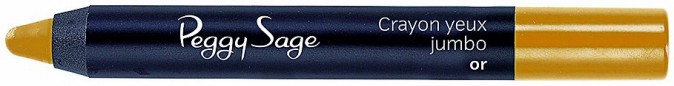 Oh my gold : Crayon yeux Jumbo doré Peggy Sage 8,30 €