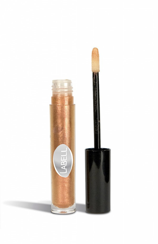 Oh my gold : Gloss longue tenue, Labell chez Intermarché 6 €