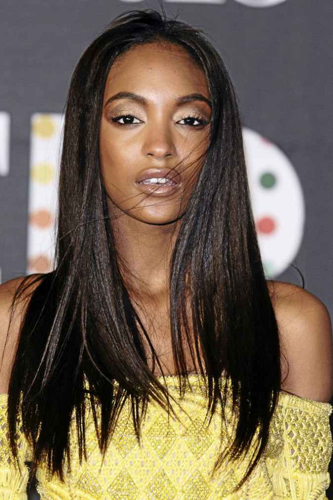 Oh my gold : Jourdan Dunn