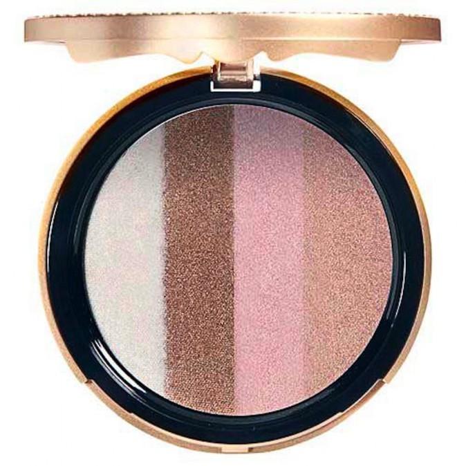Oh my gold : Poudre compacte, Too Faced en exclusivité chez Sephora 26 €