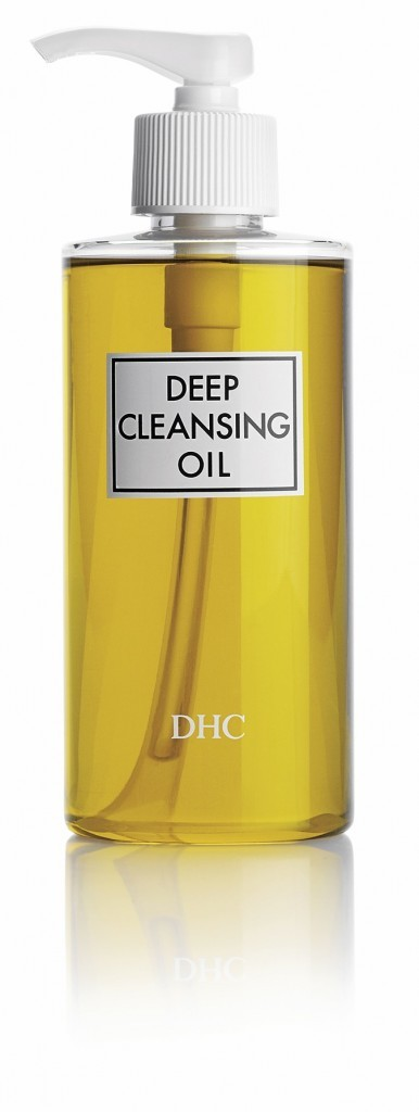 Deep Cleansing Oil, DHC 25 €
