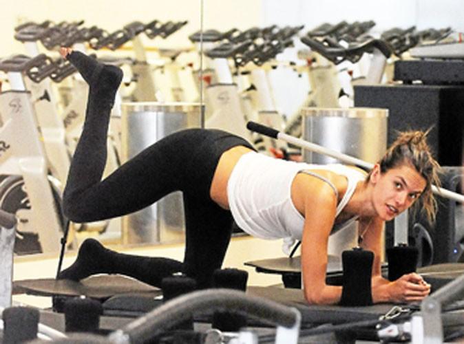 Alessandra Ambrosio: Sa condition physique, l'égérie de victoria's Secret ne la prend pas par-dessus la jambe !