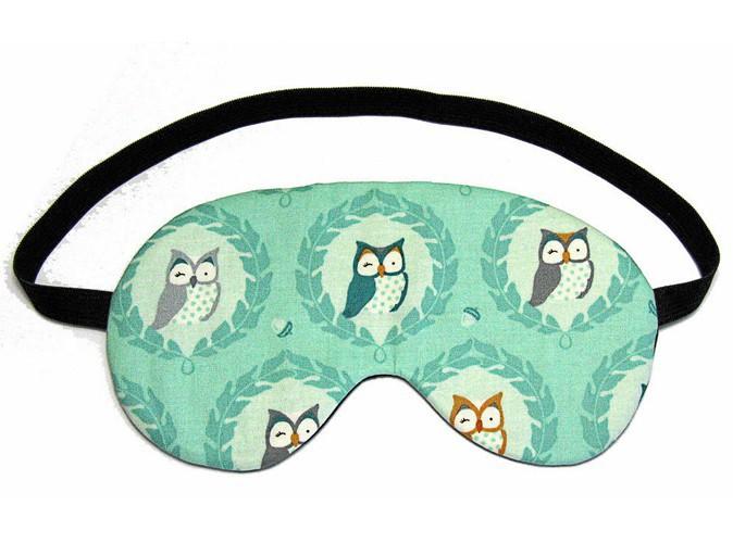 Masque de nuit, Oddsnblobs, sur etsy.com, 9 €.
