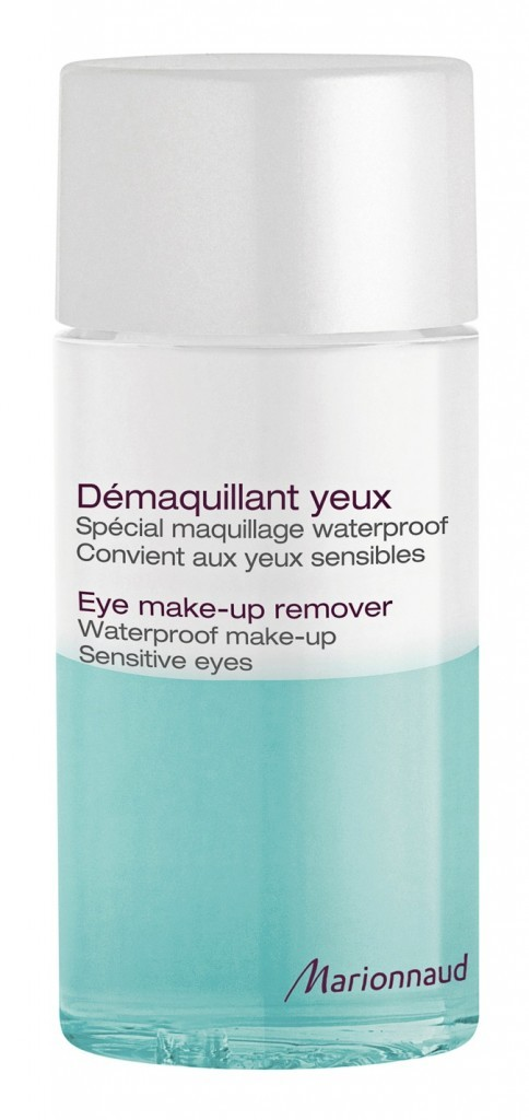 Démaquillant yeux biphase, Marionnaud 7,90 €