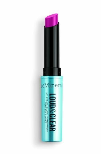 Baume coloré, Loud & Clear, bareMinerals, 18 € chez Sephora.