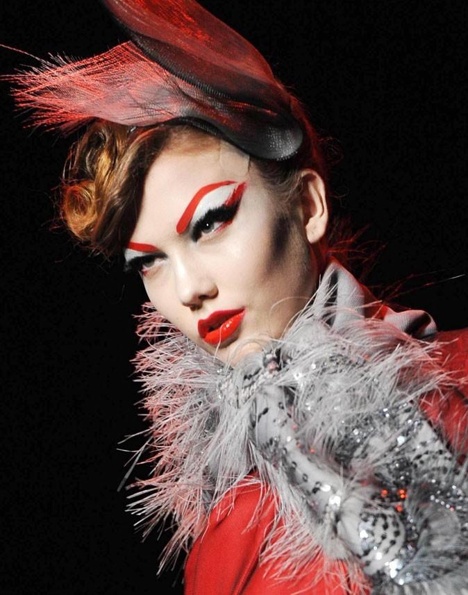 Les produits de beauté petits prix pour un maquillage pop comme au défilé Dior printemps-été 2011