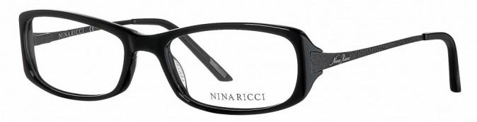 Lunettes en acétate, Nina Ricci. 186 €.
