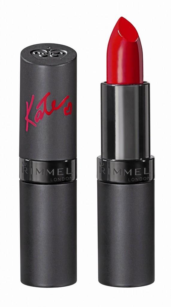Rouge Kate 01, Rimmel. 7,50 €.
