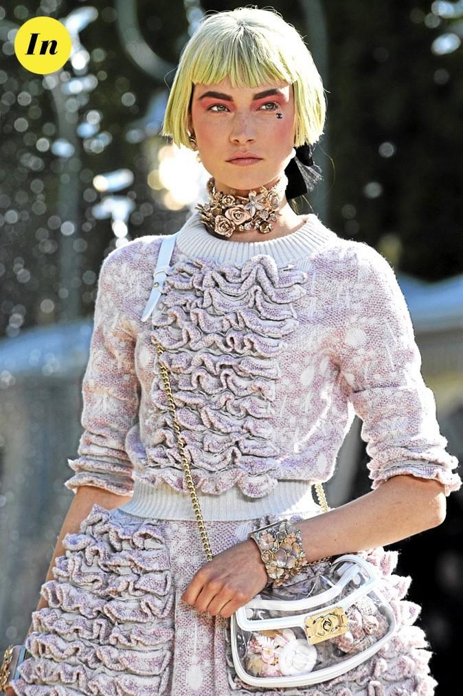 Le défilé Chanel !