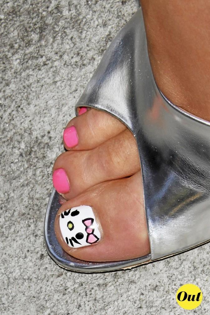 Les pieds de Kendall Jenner !