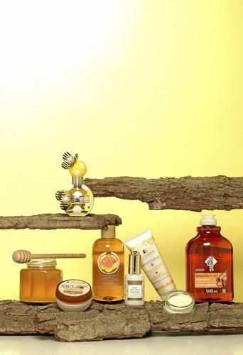 Ruche hour, choisissez des produits de beauté à base de miel comme vos stars préférées !