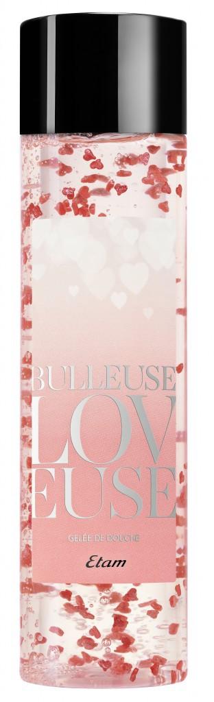 Gelée de douche, Bulleuse Loveuse, Etam Beauté 5,90 €