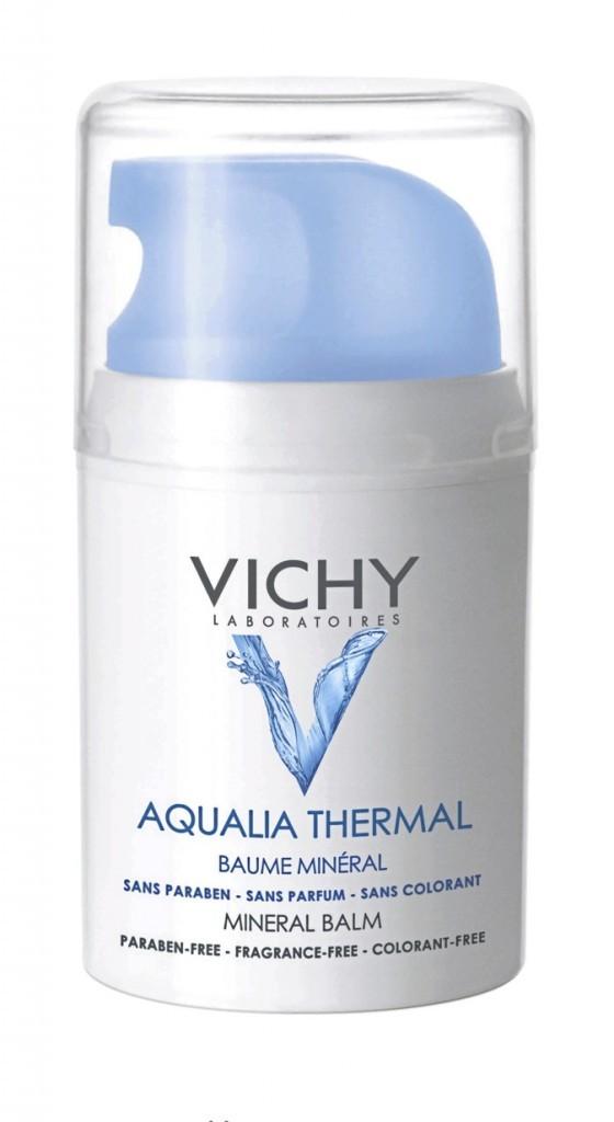 Baume réhydratant réparateur, Aqualia Thermal, Vichy 19 €