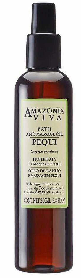 Huile de bain, Amazonia Viva, en exclu chez Sephora. 25 euros