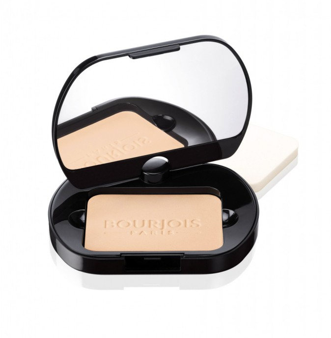 Poudre compacte, Silk Edition, Bourjois. 14,95 €.
