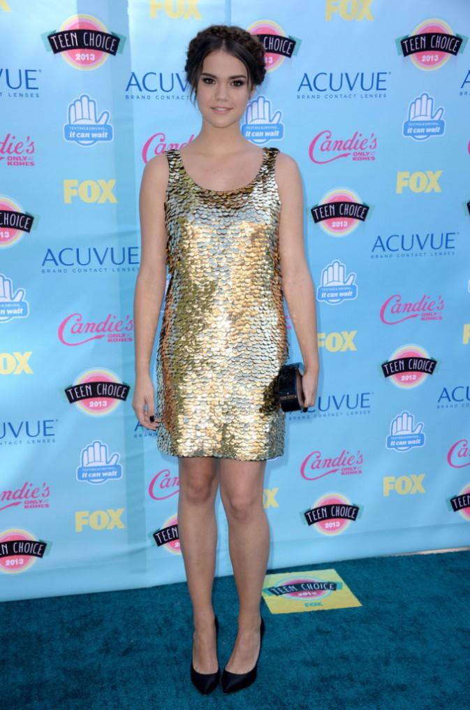 Maia Mitchell aux Teen Choice Awards 2013 !