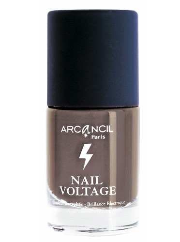 Taupe dentelle, collection Parisienne Touch, Arcancil. 6,70 €.