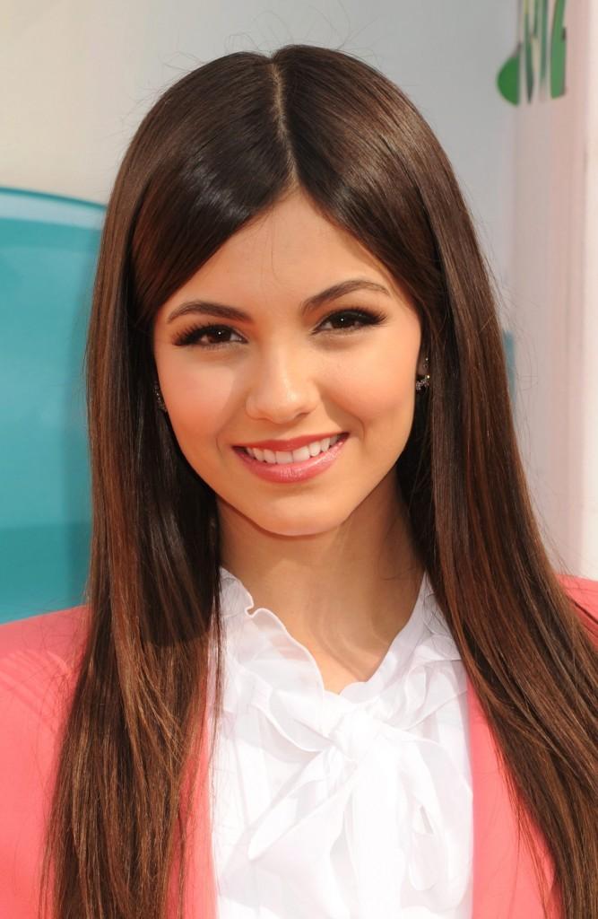 L'actrice affiche toujours un sourire des plus radieux